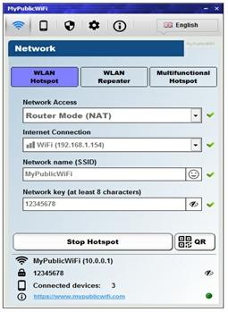 MyPublicWiFi - Virtual Access Point